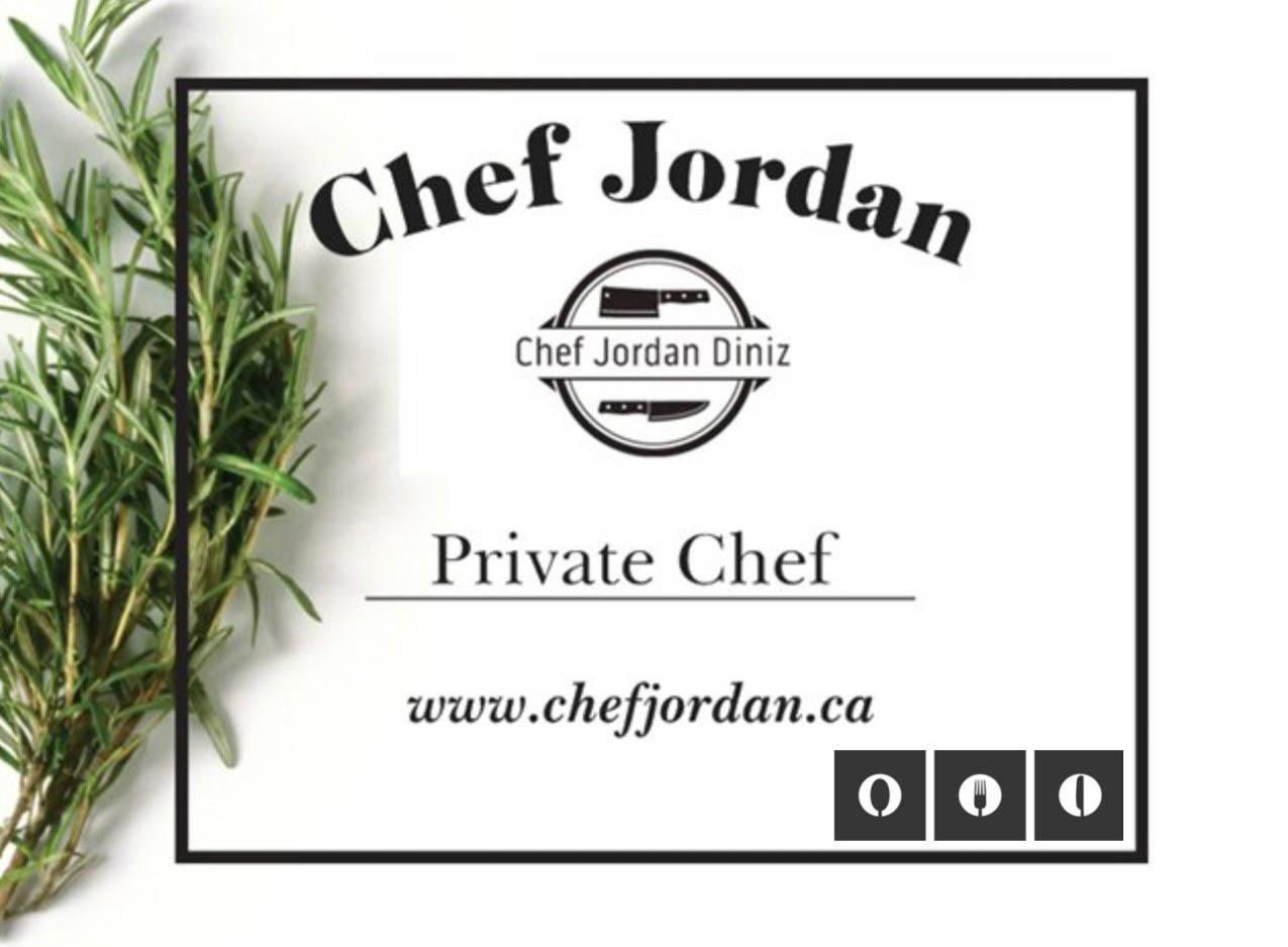 Chef jordan Rostie Group Scoop Advertisement