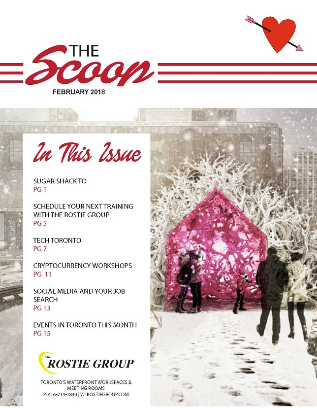 Winter Rostie Group Scoop February Scoop Cover