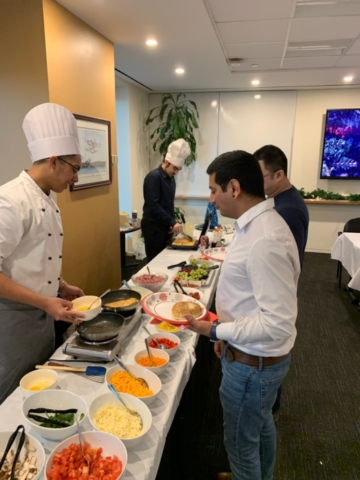 Rostie Group Annual Holiday Breakfast 2018
