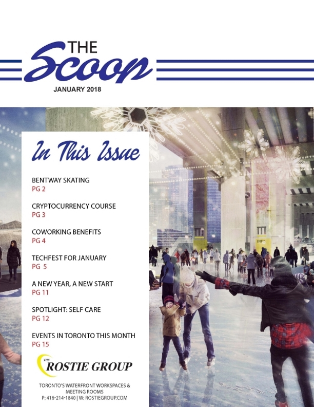 Winter Rostie Group Scoop January Scoop Cover