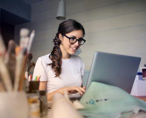 Virtual Office Worker