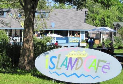 Toronto Island Cafe