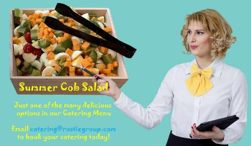 Delicious Summer Cob Salad