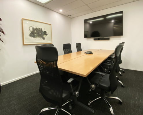 Rostie Group Mediterranean Meeting Room