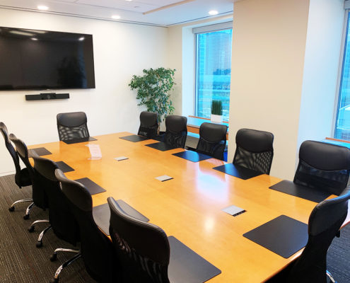 Rostie Group Atlantic Meeting Room