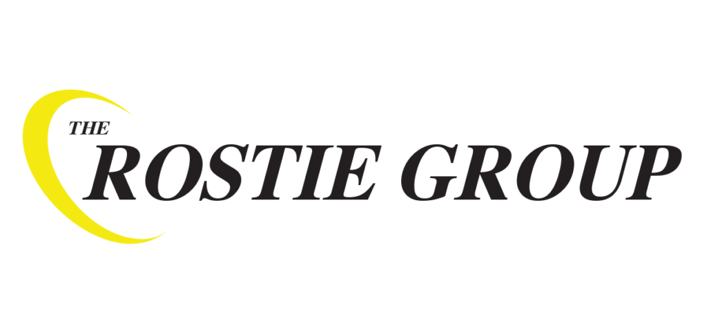 Rostie Group logo clear